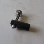 Morse cable end